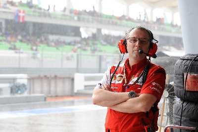 STEFANO DOMENICALI RESIGNS AS DIRECTOR OF THE GESTIONE SPORTIVA