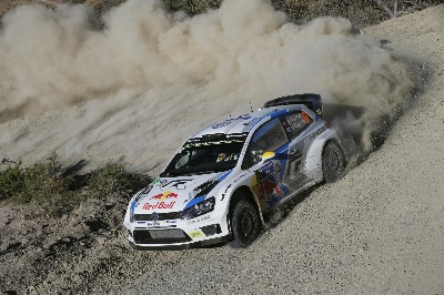 STERN TEST FOR VOLKSWAGEN: POLO R WRC GIVEN TOUGH WORKOUT IN PORTUGAL