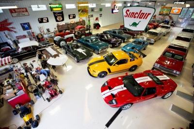 STEVE RAMSEY COLLECTION TAKES CENTER STAGE AT AUCTIONS AMERICA'S FLAGSHIP AUBURN FALL EVENT
