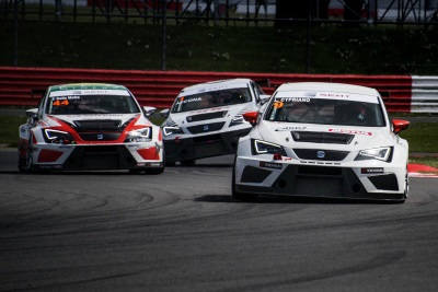 STIAN PAULSEN WINS IN SILVERSTONE AND STILL LEADS SEAT LEON EUROCUP SERIES