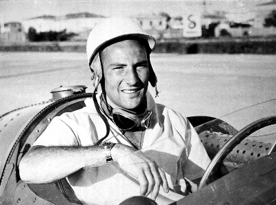Sir Stirling Moss to be Featured Guest on Saturday of Rolex Monterey Motorsports Reunion