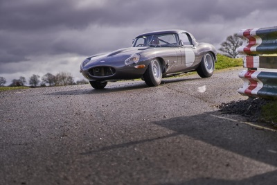 STRATSTONE BECOMES PROUD OWNER OF 2015 JAGUAR LIGHTWEIGHT E-TYPE CHASSIS #15