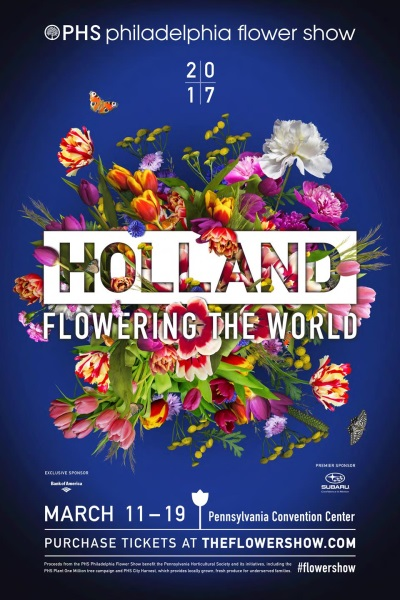 Subaru Of America, Inc. Returns As Premier Sponsor Of 2017 Philadelphia Flower Show For 16Th Consecutive Year