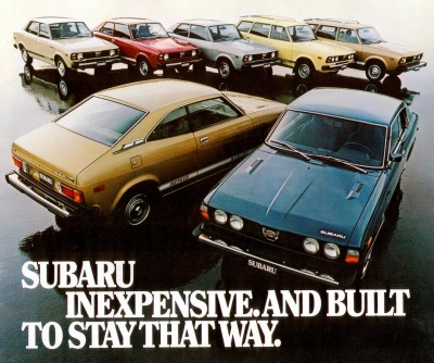 Subaru Of America Announces 50Th Anniversary Celebration Year