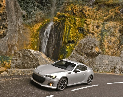 SUBARU BRZ NAMED TO AUTOMOBILE MAGAZINE'S ALL-STAR LIST FOR SECOND CONSECUTIVE YEAR