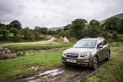 Subaru And Caravan And Motorhome Club Launch Member Offer