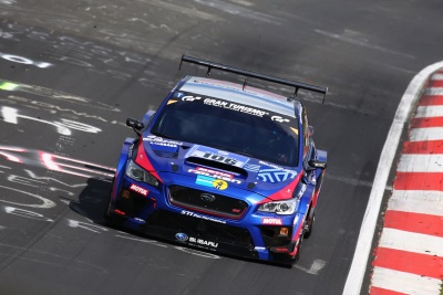 FOURTH CLASS WIN FOR SUBARU AT 2016 NÜRBURGRING 24-HOUR