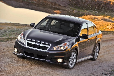 SUBARU AMONG ELITE FEW RATED SUPERIOR IN NEW IIHS FRONT CRASH PREVENTION (FCP) TEST