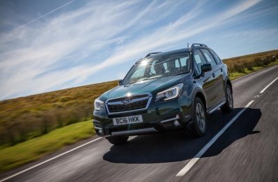 SEPTEMBER SPECIAL - FORESTER SPECIAL EDITION INTRODUCED