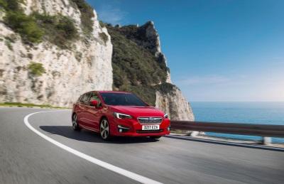 The All-New Subaru Impreza Makes European Debut At The 67Th Frankfurt International Motor Show