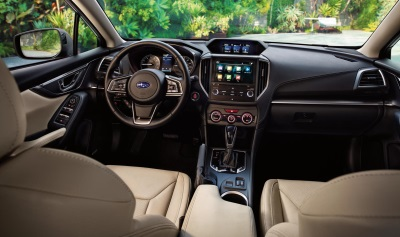 2017 Subaru Impreza Named To Wards 10 Best Interiors For 2017
