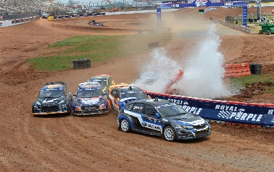 SUBARU DRIVER ISACHSEN REBOUNDS WITH CAREER-BEST 2ND PLACE FINISH AT RED BULL GRC CHARLOTTE