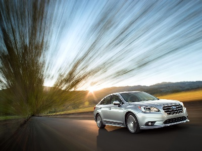 SUBARU OF AMERICA, INC. LAUNCHES TV AD CAMPAIGN FOR ALL-NEW LEGACY