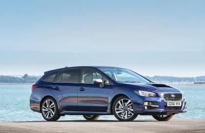 SUBARU LEVORG UPS SAFETY GAME WITH EYESIGHT AND FIVE-STAR EURO NCAP RATING