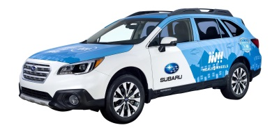 subaru donates 50 cars to meals on wheels america in celebration of 50th anniversary in the