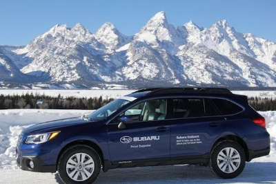SUBARU OF AMERICA PARTNERS WITH THE NATIONAL PARK FOUNDATION TO CELEBRATE NATIONAL PARK SERVICE CENTENNIAL