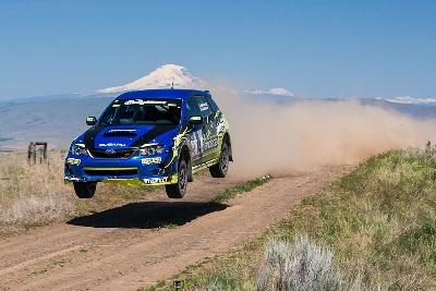 Subaru Rally Team Usa Extends Championship Lead With Oregon Trail Rally Win