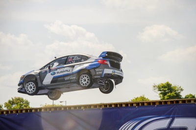 SUBARU TECNICA INTERNATIONAL TO BRING RECORD DRIVER ENTRIES FOR LOS ANGELES GRC
