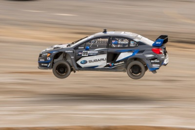 Subaru Rally Team USA Encouraged By Improved Pace At Global Rallycross Championship Season Opener In Memphis