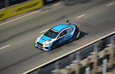 SUBARU RELEASES 'FLAT OUT: THE FULL LAP' FOR THE 2016 SUBARU WRX STI TIME ATTACK CAR AT ISLE OF MAN TT
