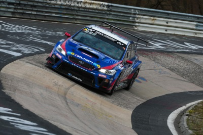 Subaru WRX STi To Participate In Nürburgring 24-Hours