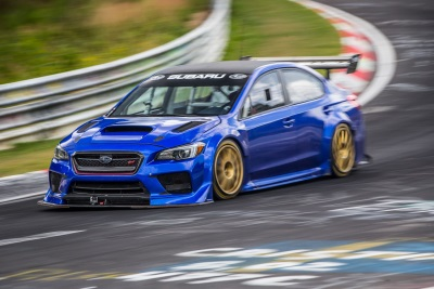 Subaru Releases New Videos: Flat Out WRX STi Type RA NBR Special Sub-Seven Minute Nurburgring Lap And Behind The Scenes