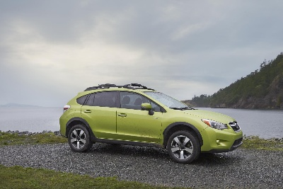 SUBARU ANNOUNCES PRICING ON 2014 XV CROSSTREK HYBRID