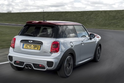 Supercar Superbuild Mini John Cooper Works Mini S Oxford Plant