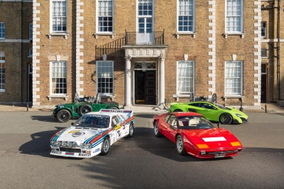Supercars And Luxury In The City: One Month To London's Brand New City Concours