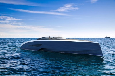 SUPERSPORTS ON THE WATER: BUGATTI AND PALMER JOHNSON LAUNCH JOINT LUXURY YACHT PROJECT