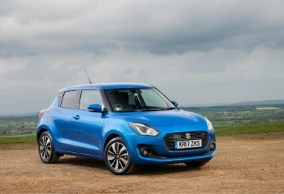 Swift News In Brief - Suzuki'S Third Generation Compact Supermini