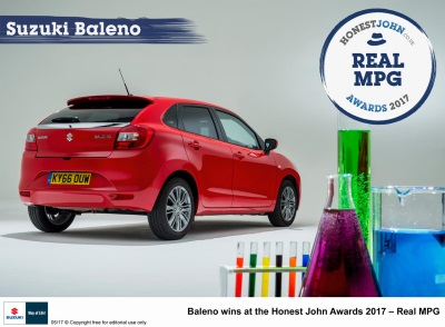 Baleno - Good Honest Fuel Consumption