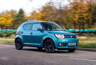 STRONG RESULT FOR SUZUKI IGNIS IN LATEST NCAP TESTS
