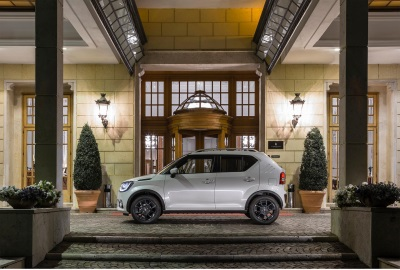 Ignis Makes It To The Final Three: Urban Car – 2017 World Car Of The Year