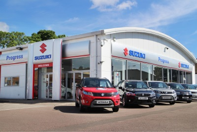 Progress Suzuki Blossoms With New Dealer In Letchworth Garden City