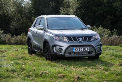 Suzuki Announces Scrappage Scheme