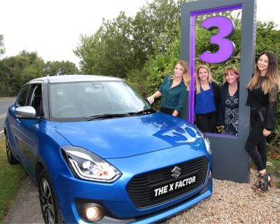 Suzuki To Sponsor TV3'S 'The X Factor'