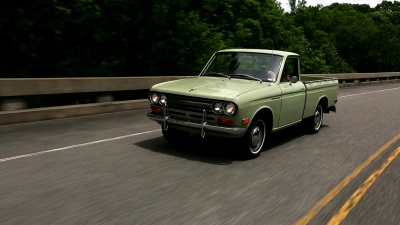'SWEET PEA' – THE STORY OF A BELOVED DATSUN TRUCK