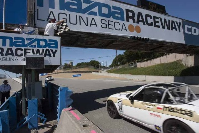 SZYMCZAK TAKES MAZDA MX-5 CUP RACE ONE AT MAZDA RACEWAY