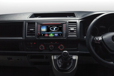 NEW IN CAR ENTERTAINMENT SYSTEMS AVAILABLE FOR VOLKSWAGEN VANS