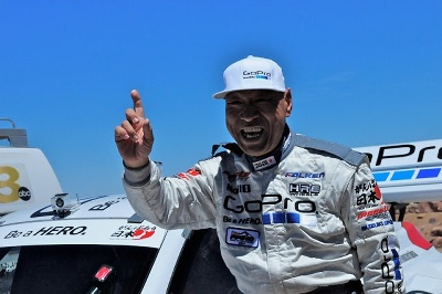 TAJIMA LOOKS FORWARD TO MORE GLORY ON PIKES PEAK IN ELECTRIC DIVISION