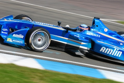 TAKUMA SATO TO RACE FOR AMLIN AGURI IN FORMULA E