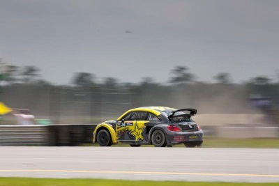 FAN FAVORITE TANNER FOUST OUT EARLY AT MCAS NEW RIVER