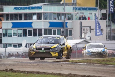 TANNER FOUST HEADING TO WORLD RX OF CANADA ROCKSTAR ENERGY DRINK DRIVER TO RACE IN TROIS-RIVIÈRES