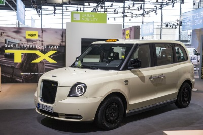 The World's Most Advanced Taxi In The World Is Now Ready For The European Market