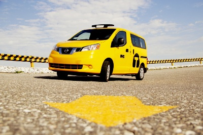 New York's 'Taxi Of Tomorrow' Moves Closer To The 'Taxi Of Today' As Nissan Begins Production