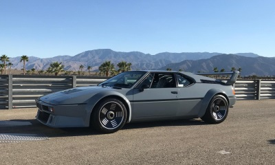 The Thermal Club To Display Rare BMW M1 Procar At Mccall's Motorworks Revival