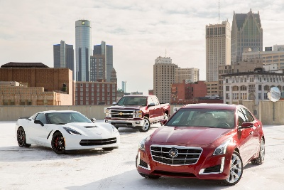 THREE GM VEHICLES NOMINATED AS 2014 NACTOY FINALISTS
