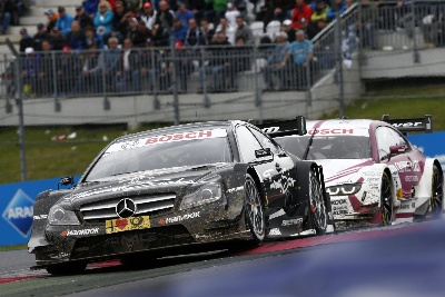 Three Mercedes-Benz drivers finish in Top 10 in Spielberg