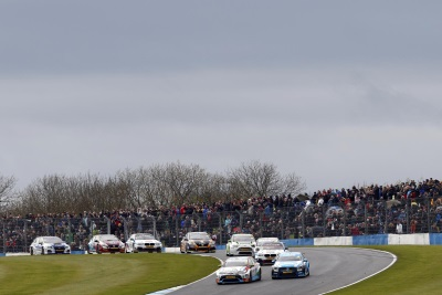 Next Stop Thruxton For BTCC: Britain's Premier Motor Sport Championship Set For Britain's Fastest Circuit